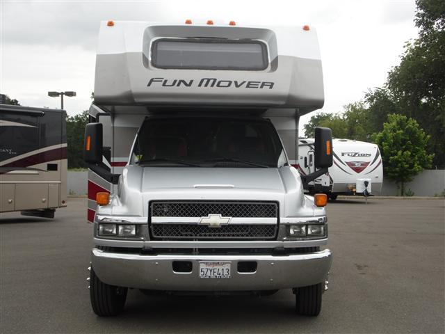 2008 Fourwinds Fun Mover