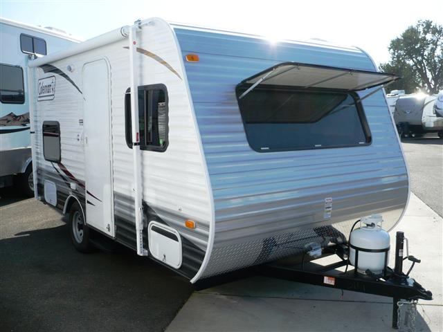 New 2014 Coleman Coleman Travel Trailers For Sale In