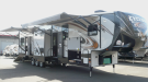 New 2014 Heartland Cyclone 4114 Fifth Wheel Toyhauler For Sale