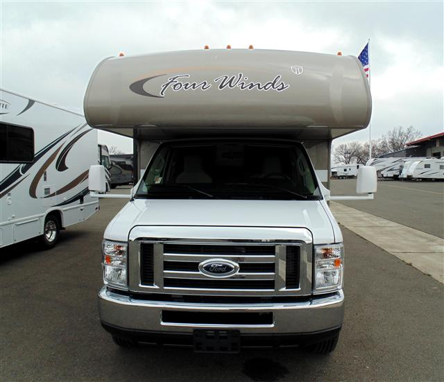 Buy a New THOR MOTOR COACH Four Winds in Anderson, CA.