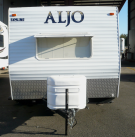 Used 2007 Aljo Aljo 239LT Travel Trailer For Sale