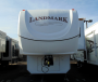 Used 2006 Heartland Landmark SHENANDOAH Fifth Wheel For Sale