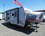 New 2015 Starcraft LAUNCH 17SB Hybrid Travel Trailer For Sale