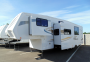 Used 2008 Jayco Eagle 325 Fifth Wheel For Sale
