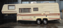 Used 1987 Kit Manufacturing Company Companion 240RB Fifth Wheel For Sale