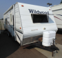 Used 2005 Forest River Wildwood 25SL Travel Trailer For Sale