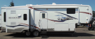 Used 2008 Heartland Big Country 3075RL Fifth Wheel For Sale