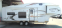 Used 2012 Forest River Rockwood Signature 8280WS Fifth Wheel For Sale