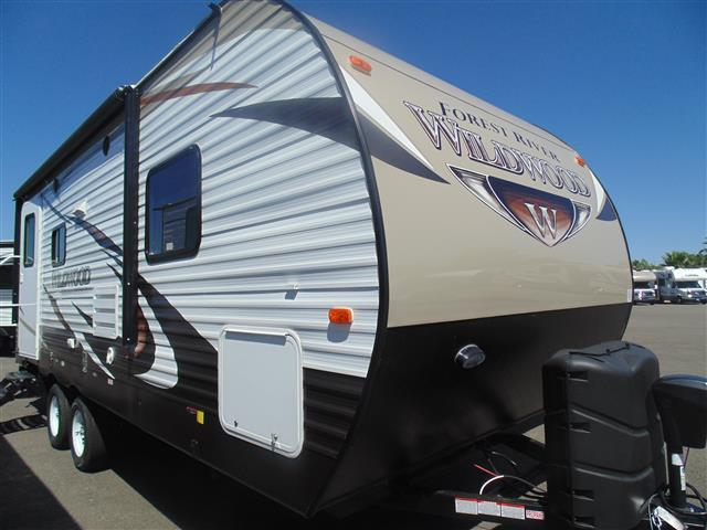 New 2016 Forest River Wildwood 21RBS Travel Trailer For Sale