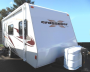 Used 2011 Travel Lite RV Crossover 189QB Travel Trailer For Sale