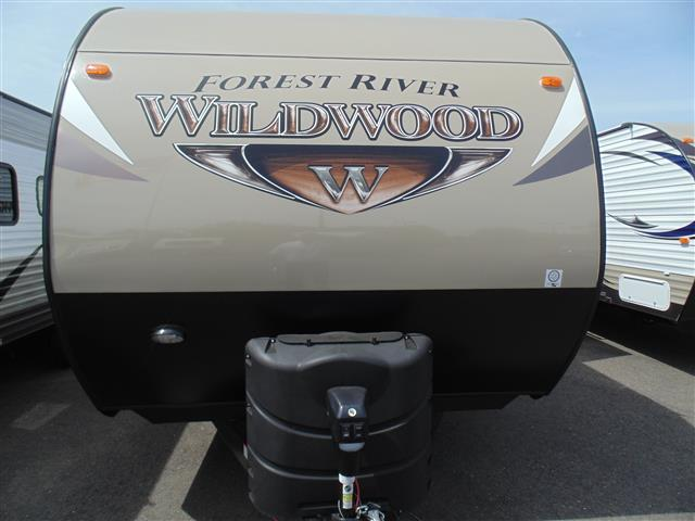 New 2016 Forest River Wildwood 27TDSS Travel Trailer For Sale