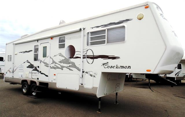Used 2004 Coachmen Somerset 299RK Fifth Wheel For Sale