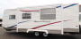 Used 2010 Monaco SUPER SPORT 26BHS Travel Trailer For Sale