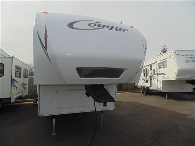Used 2010 Keystone Cougar 276RLS Fifth Wheel For Sale