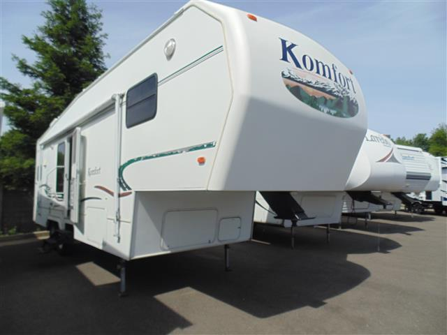 Used 2002 Thor Komfort 28FS Fifth Wheel For Sale