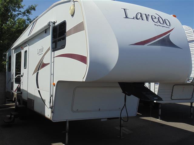 Used 2007 Keystone Laredo 29RK Fifth Wheel For Sale