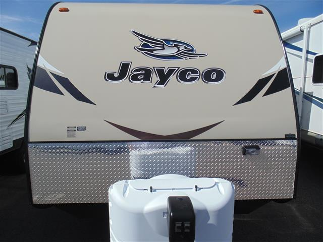 Used 2015 Jayco WHITE HAWK 21FBS Travel Trailer For Sale