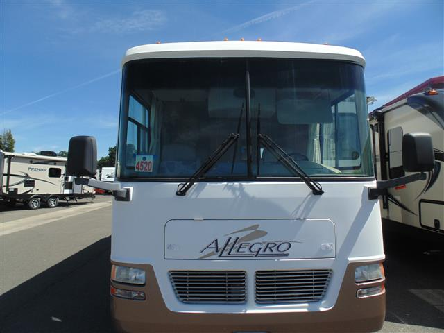 Used 2004 Tiffin Allegro 28DA Class A - Gas For Sale