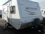Used 2012 Jayco Feather X20E Hybrid Travel Trailer For Sale
