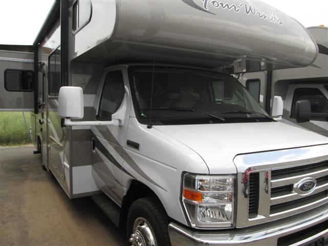 Buy a New THOR MOTOR COACH Four Winds in Oklahoma City, Oklahoma.