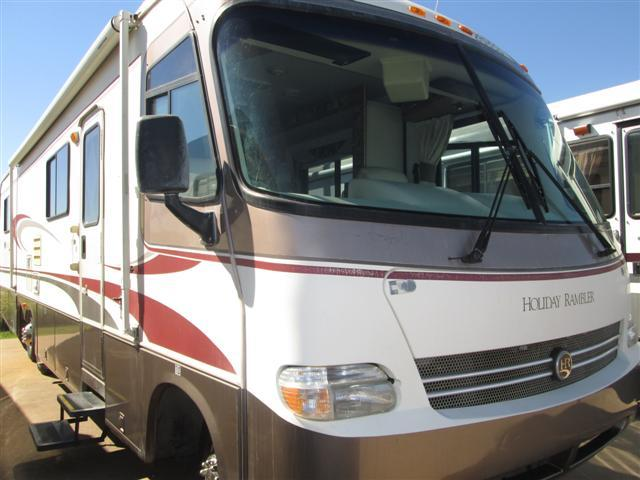 Buy a Used Holiday Rambler Endeavor in Oklahoma City, Oklahoma.
