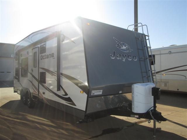 Buy a New Jayco Octane in Oklahoma City, Oklahoma.