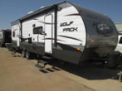 New 2014 Forest River Wolf Pack 28WP Travel Trailer Toyhauler For Sale