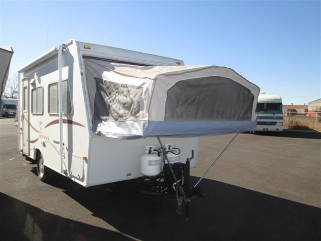 Innovative 2002 Jayco Kiwi 21 C For Sale  Dickson Campers Dealership  Mobile
