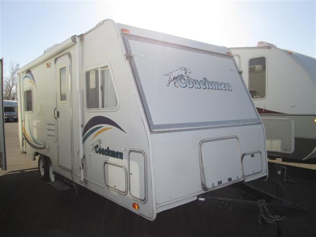 Buy a Used Coachmen Coachmen in Oklahoma City, Oklahoma.