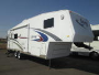 Used 2007 Holiday Rambler Savoy Sl 28RL Fifth Wheel For Sale
