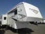 Used 2008 Crossroads Cruiser 32BL Fifth Wheel For Sale