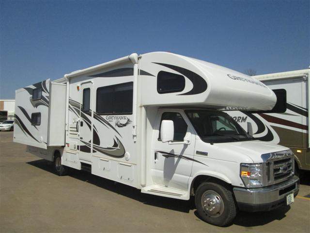 Model Used Class C RVs And Pre Owned Motorhomes For Sale
