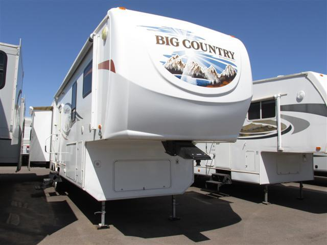 2009 Heartland Big Country