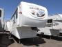 Used 2009 Heartland Big Country 3355RL Fifth Wheel For Sale