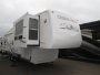 Used 2004 Forest River Cedar Creek 37FLQS Fifth Wheel For Sale