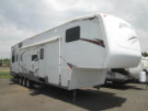 Used 2008 Keystone Raptor 3612 Fifth Wheel Toyhauler For Sale