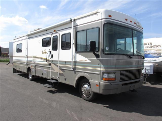 Buy a Used Fleetwood Bounder in Oklahoma City, OK.