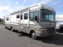 Used 2000 Fleetwood Bounder 34 Class A - Gas For Sale