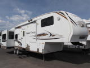 Used 2009 Keystone Copper Canyon 36RE Fifth Wheel For Sale