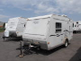 Used 2006 R-Vision BANTAM FLYER 17 Travel Trailer Toyhauler For Sale