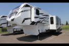 Used 2013 Keystone Raptor VELOCITY 365 Fifth Wheel Toyhauler For Sale