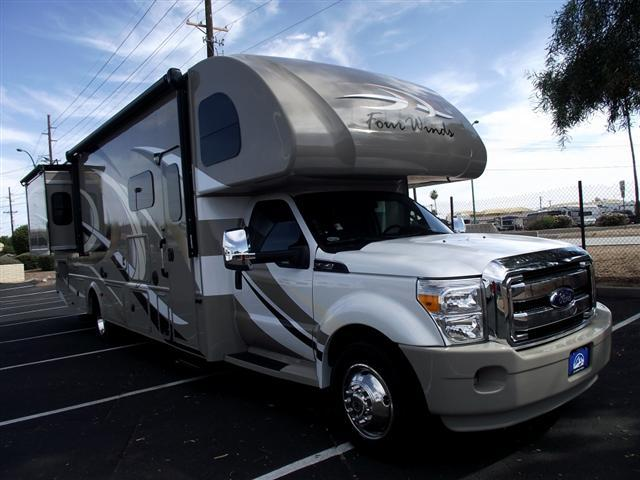 Buy a New THOR MOTOR COACH Four Winds in Oklahoma City, OK.