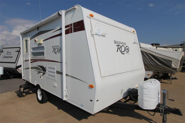 2010 Rockwood Rv Roo
