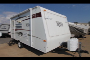 Used 2010 Rockwood Rv Roo 17 Hybrid Travel Trailer For Sale