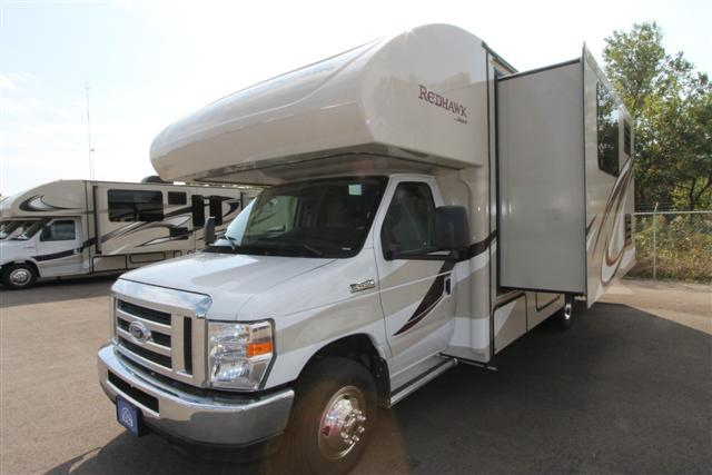 Used 2014 Jayco REDHAWK 26XS Class C For Sale