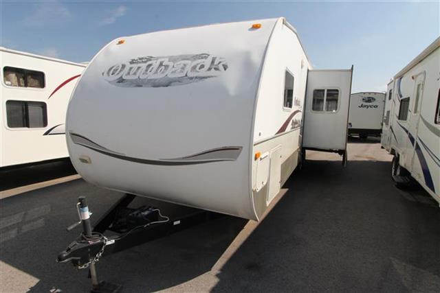Used 2007 Keystone Outback 30RLS Travel Trailer For Sale