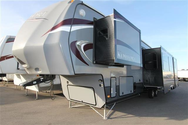 Used 2013 Dutchmen Komfort 3530BH Fifth Wheel For Sale