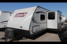 Used 2014 Thor Coleman CTU194QB Travel Trailer For Sale