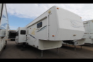 Used 2003 New Vision Kz 3358 Fifth Wheel For Sale