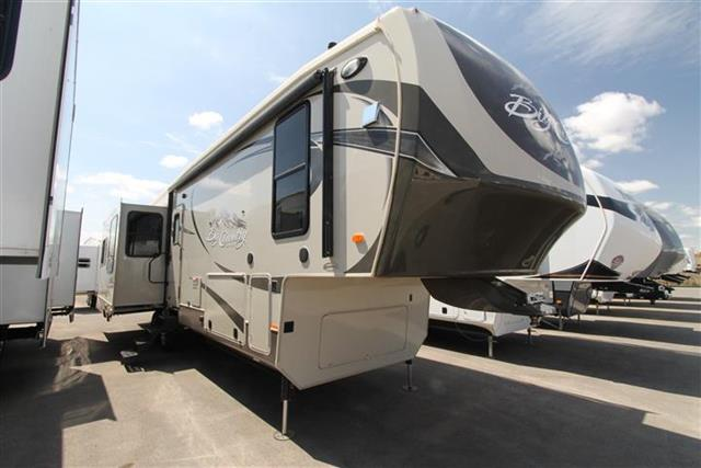 Used 2014 Heartland Big Country 3450TS Fifth Wheel For Sale